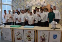 Elever lagade hållbar fisk tillsammans med Sveriges Mästerkock
