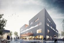Byggstart för skulptural profilbyggnad i Göteborg