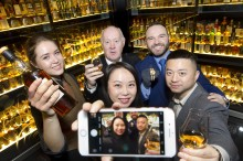 Edinburgh to click with Chinese visitors