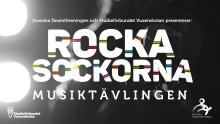 Max Ökvist från Altersbruk vinner Rocka Sockornas musiktävling