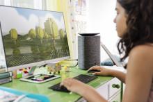 HP lanserer nye stasjonære PCer for hjem og kontor med oppsiktsvekkende design