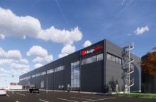 Logistic Contractor utvecklar och bygger för Design Online i Kalmar