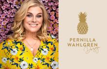 Gekås Ullared presenterar designsamarbete med Pernilla Wahlgren