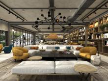 Borttagna receptioner och fler sociala ytor – nytt koncept av hotellkedjan ibis