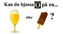 Kan du bjussa Opulens på en glass eller en öl?
