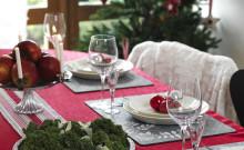 Julen har flyttat in på Noble House