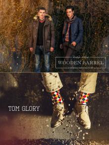 Wooden Barrel och Tom Glory - Två nya varumärken på Stayhard.se