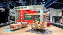LINK arkitektur har stått for utforming av utstilling til Stockholm Furniture & Light Fair 2018