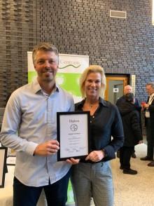 Hotell Kristina är stolt vinnare av Ekoutmaningen 2018!