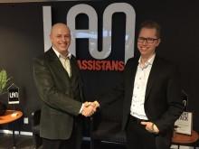 CGI-profil skall vara med och leda LAN Assistans satsning i Östergötland