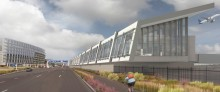 Skanska bygger ut Portland International Airport i Portland, USA, för USD 151M, cirka 1,3 miljarder kronor