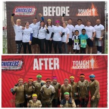 ​FINEGREEN TAKE ON TOUGH MUDDER