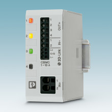 Device circuit breakers with IO-Link technology