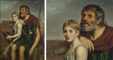 Nationalmuseum förvärvar nyckelverk i svensk nyklassicism