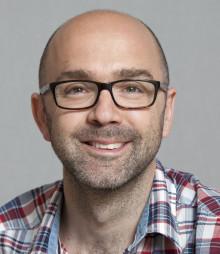 Fredrik Gunnarsson blir verksamhetschef på Sankt Lukas Stockholm