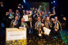 Prisregn över Creates företag på Guldstänk