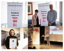 Brenderup Group stöttar jobbmässa för nyanlända