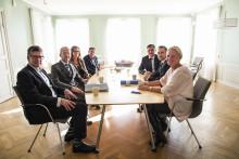Riksbyggen tar över förvaltningen av Stora Sköndal