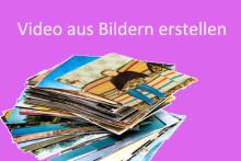 4 einfache Lösungen für Videoerstellung aus Bildern