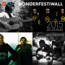 Wonderfestiwall tilføjer 4 nye navne til programmet