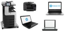 HP lanserer nye bærbare datamaskiner og skrivere for små- og mellomstore bedrifter