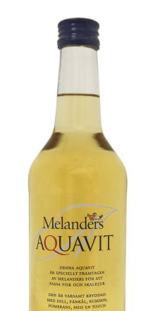 Melanders Aquavit - ny snaps till midsommar