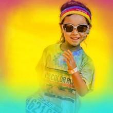 Kom med til farvefest!