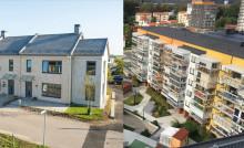 Två Riksbyggen-projekt på 10-i-topp över Sveriges bästa bostadsprojekt