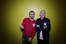Sanjin & Youthman inleder samarbete med Sony Music