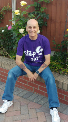 Bournemouth stroke survivor takes a Step Out for Stroke in Poole Park