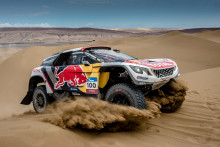 PEUGEOT har sportslige og kommercielle ambitioner i Marokko