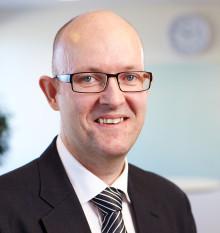 Thomas Hasche tillträder som VD på Linde Material Handling AB