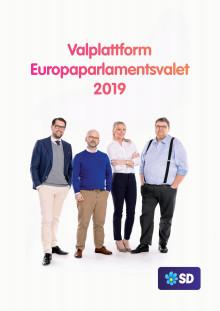 Valplattform EU 2019