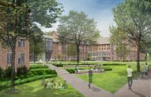 Skanska bygger studenthem i Durham, USA, för USD 61M, cirka 520 miljoner kronor