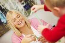 Äntligen ett stort antal barnvaktsredo kandidater i Uppsala