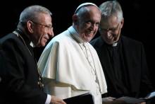 Ekumeniken i centrum när reformationen högtidlighölls
