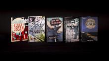 Barnens romanpris 2015: Här är de fem nominerade böckerna