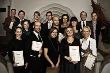 Mary von Sydows musikstipendier 2012