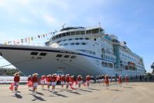 Säsongspremiär för Birka Cruises Höga Kusten-kryssning