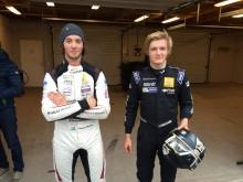 Lyckad STCC-test för toppförarna i Clio Cup och Formel Renault