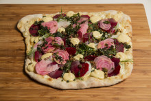 Niclas Lundevall, restaurang Asplund i Solna, vann Pizza-SM