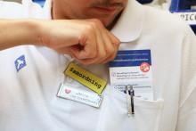 Antibiotikasmarta sjuksköterskor motverkar resistenta bakterier