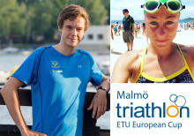 Triathletes from all over the world compete in Malmö this weekend
