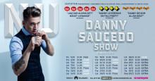 Publikrusning till höstens shower med Danny på Börsen! Nu släpper vi fler extraföreställningar!