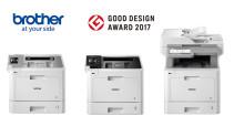 Brother har mottagit utmärkelsen Good Design Award 25 år i rad