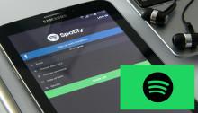 Så ser du vilka låtar du har lyssnat mest på under 2016 på Spotify!