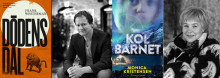 Författarna Frank Westerman (Holland) & Monica Kristensen (Norge) gästar bokmässan