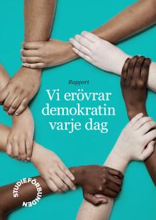 Rapport: Vi erövrar demokratin varje dag