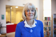 Sjukhusdirektör Elisabet Wennlund slutar