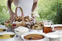 Utländska besökare allt mer nyfikna på Sveriges mat